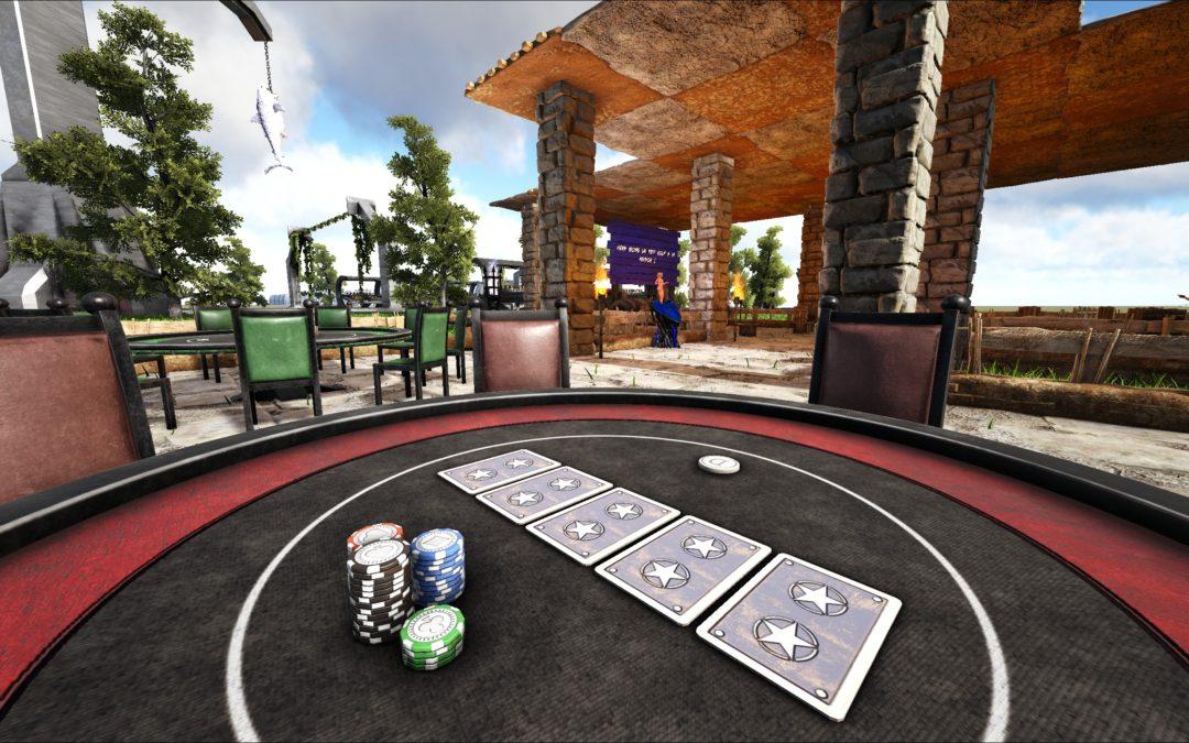 """Ouverture de la map """"Market & Casino"""""""