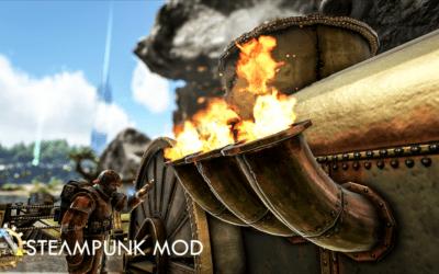 Ouverture d'un nouveau serveur : Temporis Saison 1 Steampunk 25/07/20 à 16h