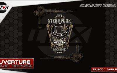 INX [ARK-PVE] TEMPORIS SAISON 1: STEAMPUNK – Le roi de l'industrie !